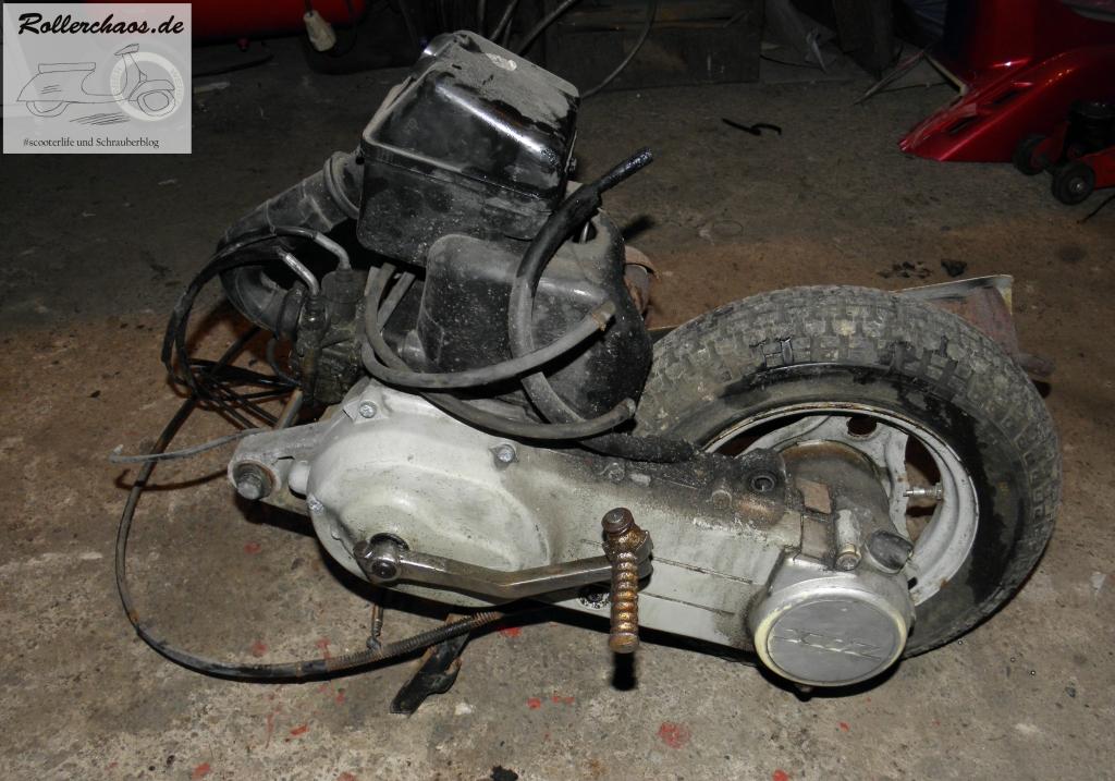 Speedgurus Rollerchaos: Fahrzeugportrait: Hainan Sundiro ZDZ50 (Huth ...
