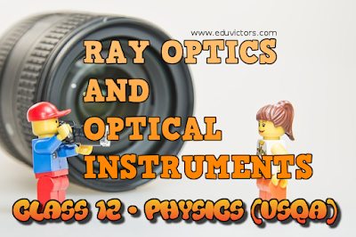 CBSE CLASS 12 - PHYSICS - RAY OPTICS AND OPTICAL INSTRUMENTS - Very Short Question Answers (#cbsenotes)