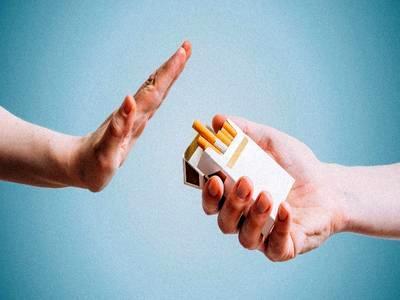 Dia Mundial sem Tabaco, comemorado a 31 de maio
