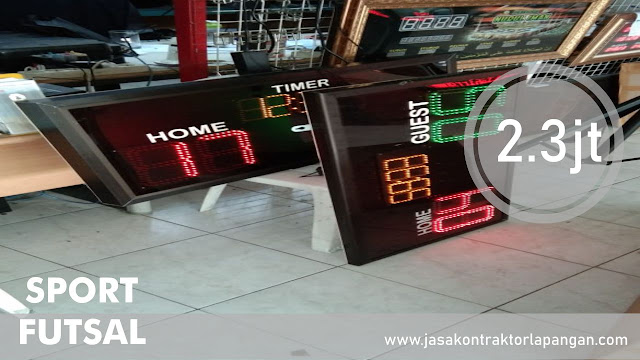 Papan Skor Digital Murah