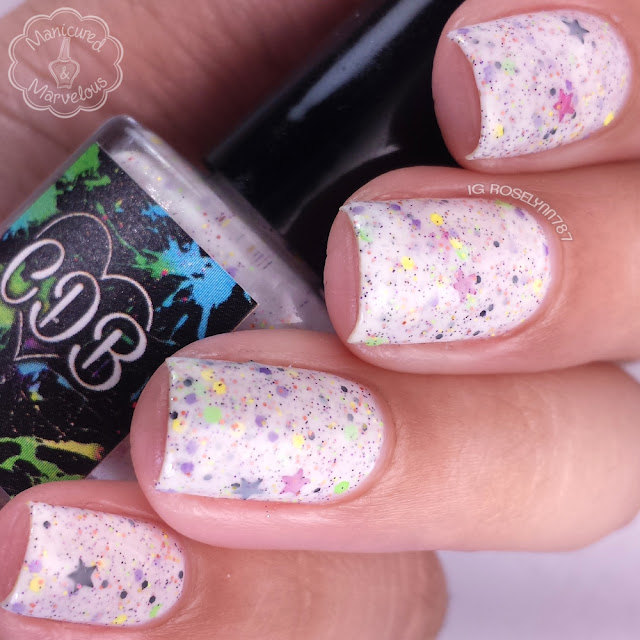 CDB Lacquer - Sweets and Treats