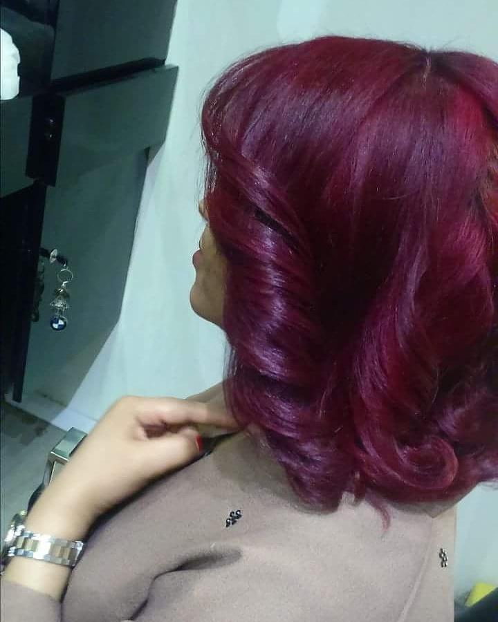 تجربتي مع صبغ الشعر بالبيت وسحب اللون مع صبغات مانيك بانيك