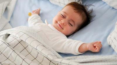 sevimli-uyku-bebek-görüntü