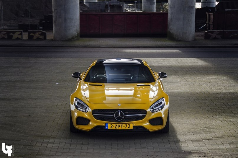The New Mercedes AMG GT