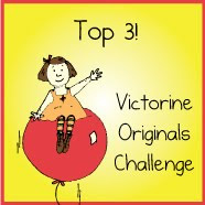 Top 3 at Victorine Challenge