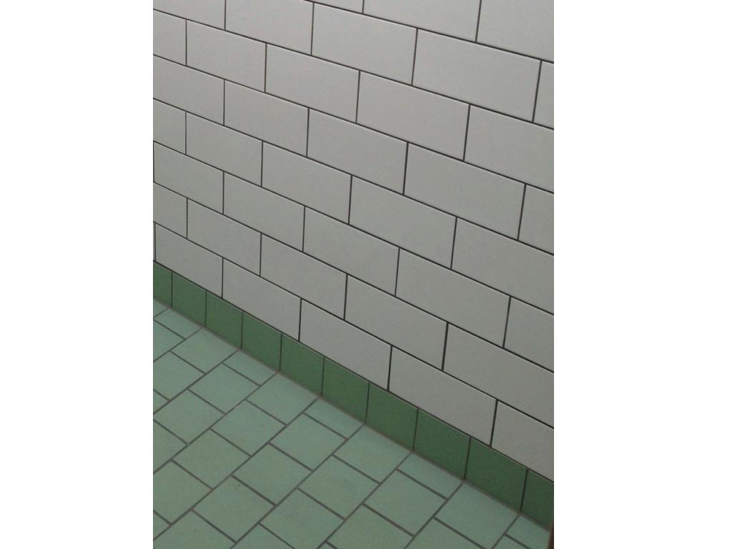 WEST END COTTAGE: Bathroom Floor Tiles Rethink