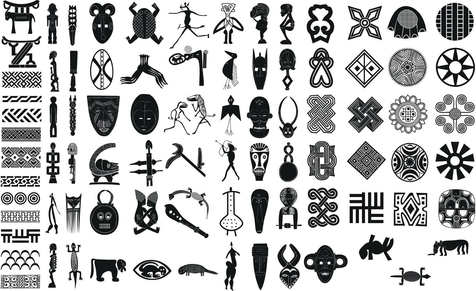 Editor Audiovisuals El Templat Custom Shapes De Simbolos