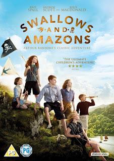 Andorinhas e Amazonas Dublado Online