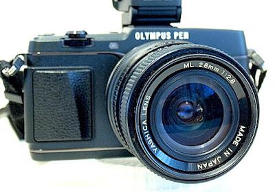 Olympus E-P5, Yashica ML 28mm F2.8