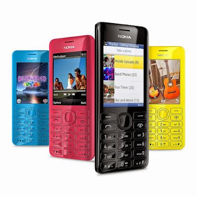 Nokia 206 Dual, HP dengan Keypad Ramah