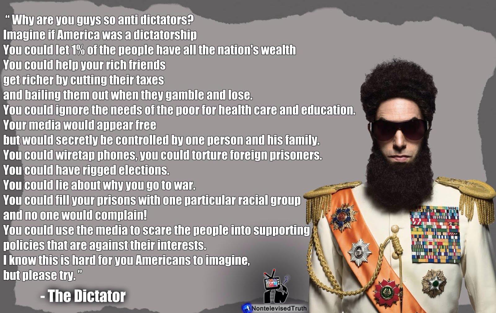 The Dictator Online