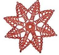 Patron #1482: Grannys a Crochet