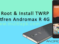 Cara Root & Install TWRP Smartfren Andromax R 4G Lte Work 100%