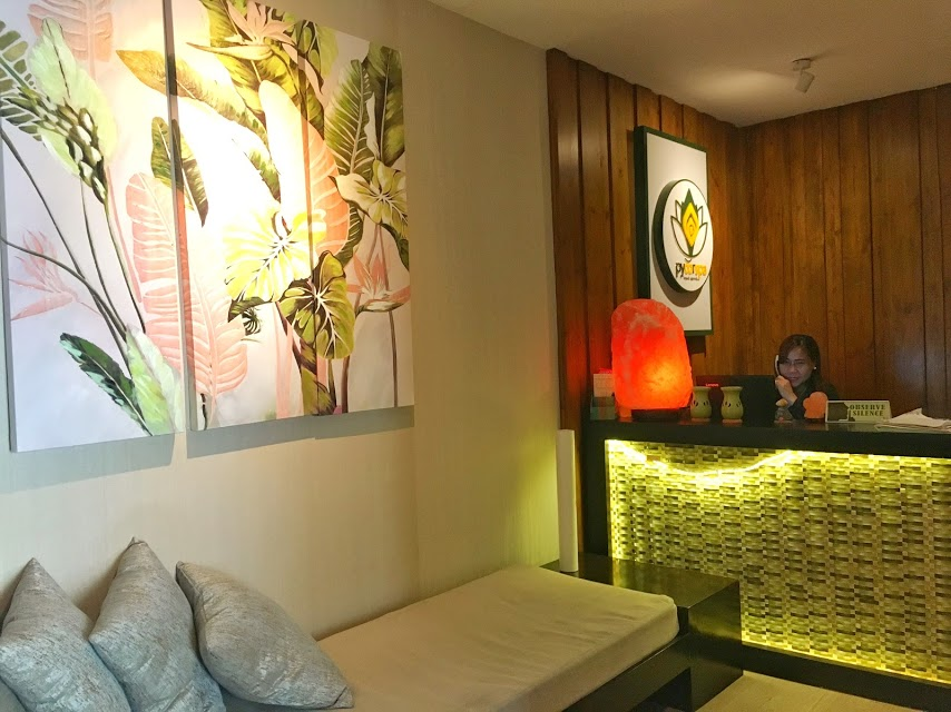 pyoor spa quezon city blog review