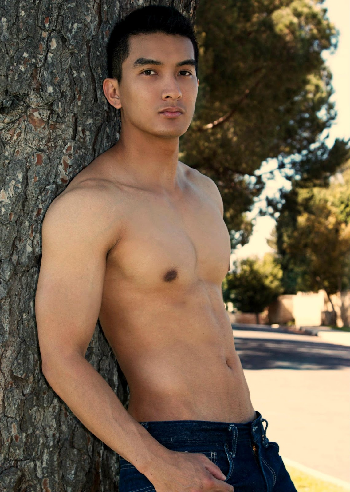 naked pinoy