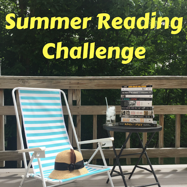 2017 Summer Reading Classic Film Book Challenge