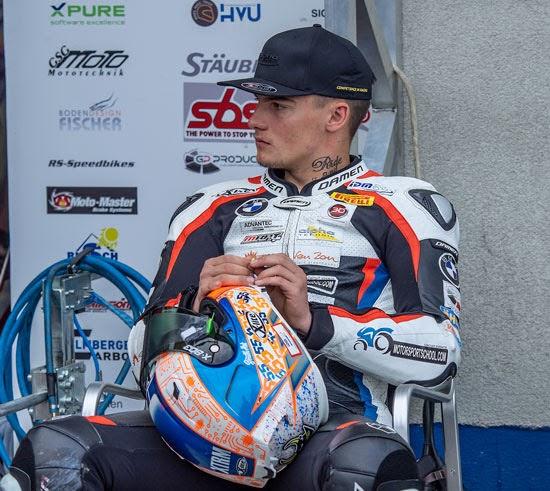 IDM Superbike Zolder: Qualifying - Mikhalchik auf Pole