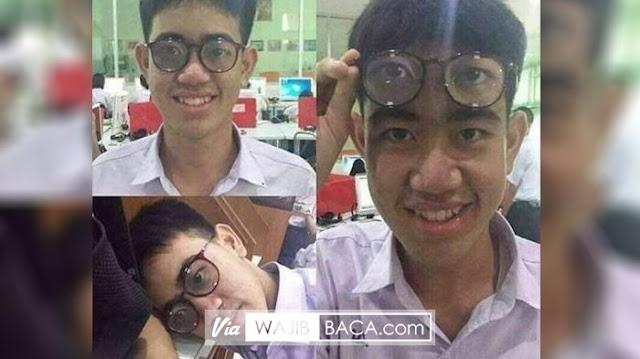 Heboh Sidak Gubernur Jambi, Kini Muncul Kacamata Kamuflase Bikin Kamu Nggak Ketahuaan Saat Tidur!