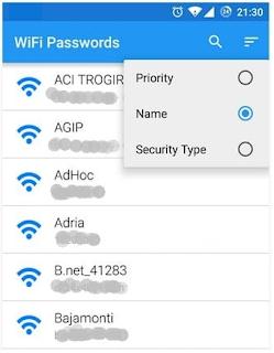 Cara Mengetahui Kata Sandi / Password WiFi di Smartphone Android