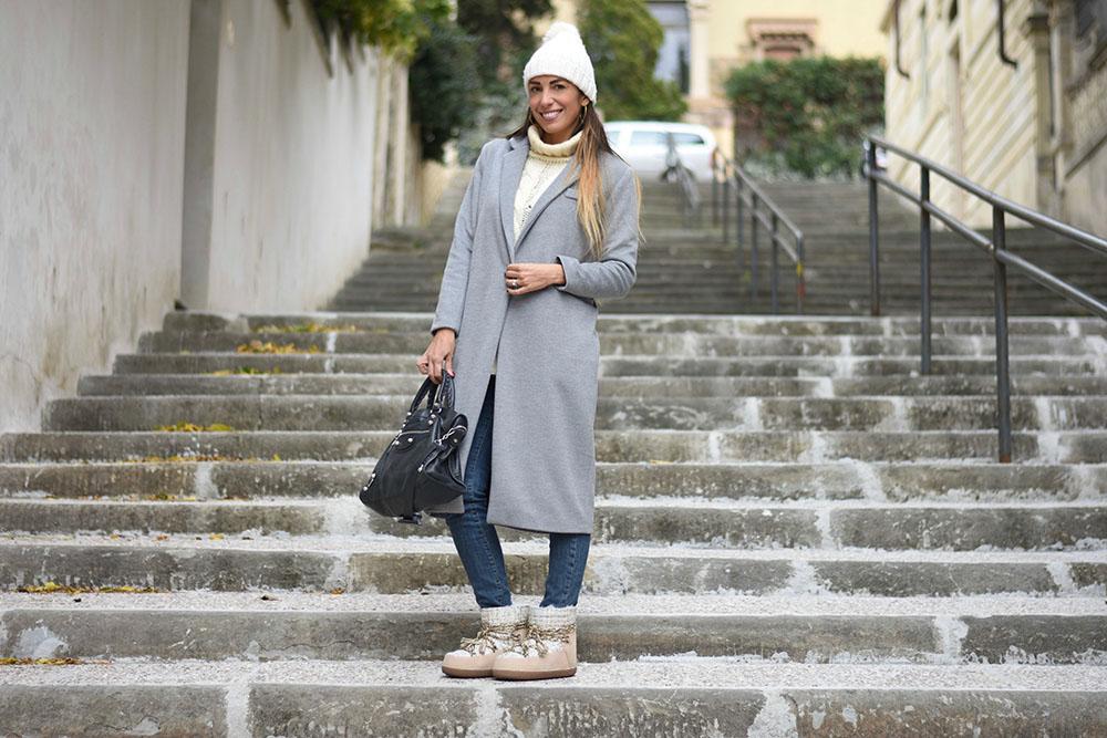tendenza cappotto oversize