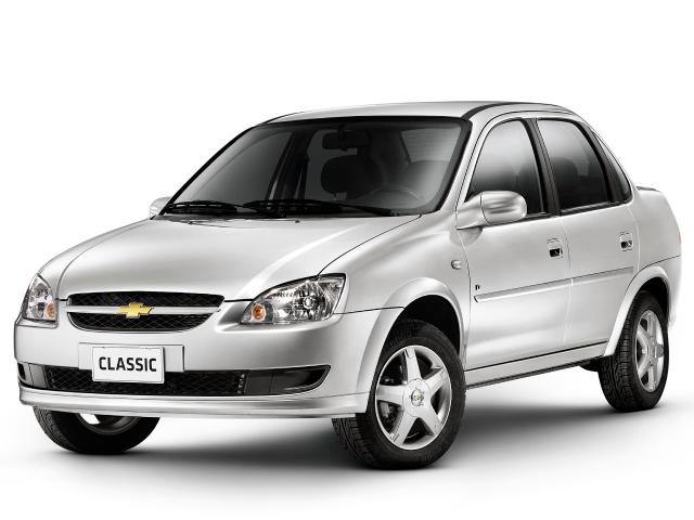 Sedan Chevrolet Corsa