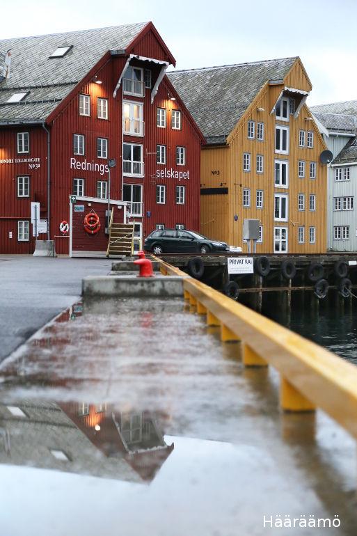 Tromssan satama, Norja