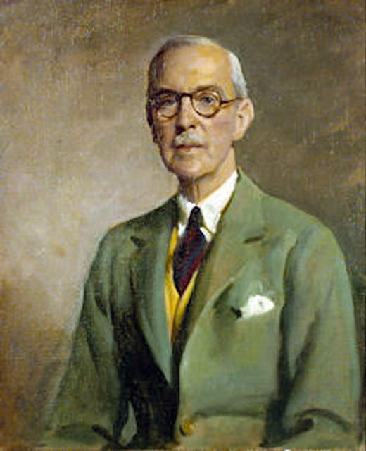 Portrait of Eric Gore Browne, Oswald Birley, Self Portrait, Art Gallery, Oswald Birley, Portraits of Painters, Fine arts, Oswald Hornby Joseph Birley, Self-Portraits, Painter Oswald Birley