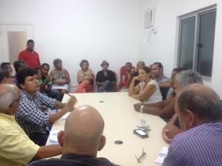 Reunião define estratégias para preservar as obras executadas no bairro
