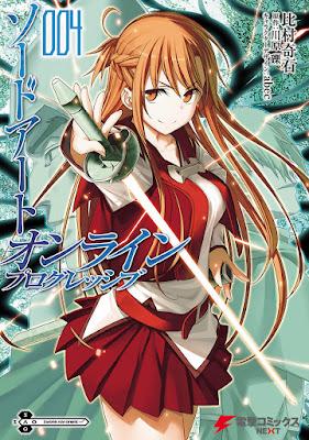 Manga Sword Art Online: Progressive Bahasa Indonesia