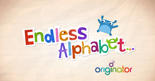{App Review} Endless Alphabet