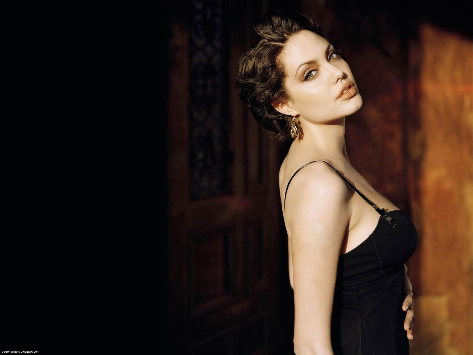 All About Hollywood News: Angelina Jolie Hot Wallpapers 2012