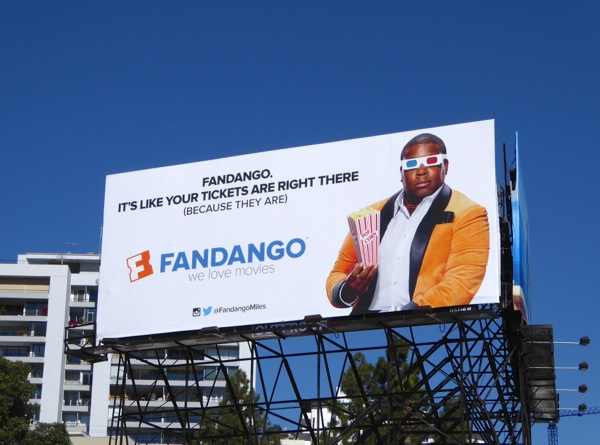 Fandango your tickets are right there billboard