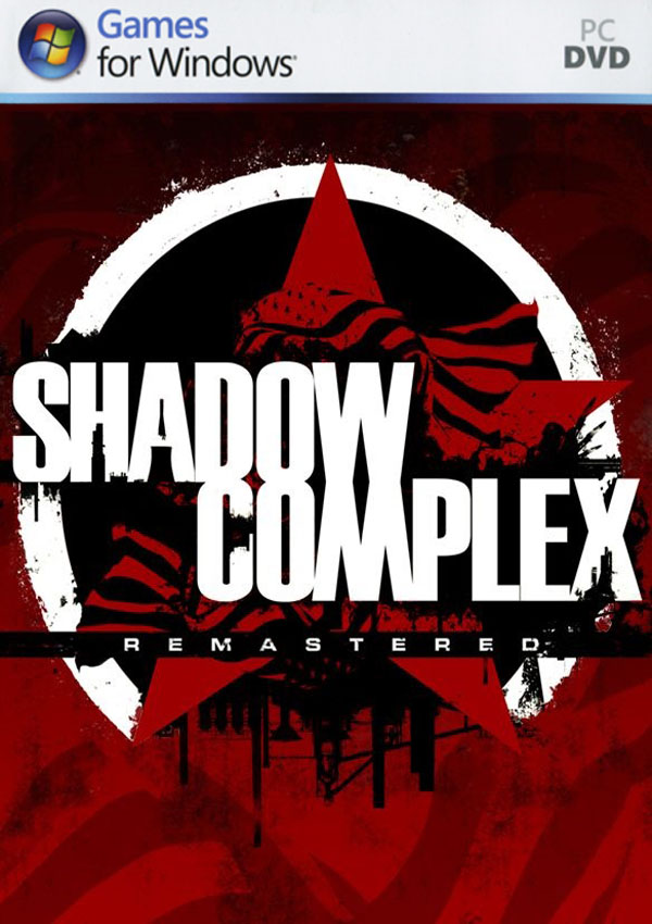Shadow Complex Remastered Download Cover Free Game
