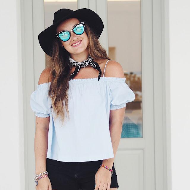 Style Staple: Bardot Tops