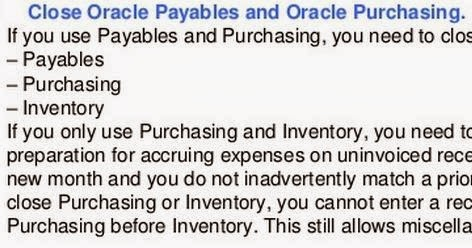 Oracle uninvoiced receipts report backdating
