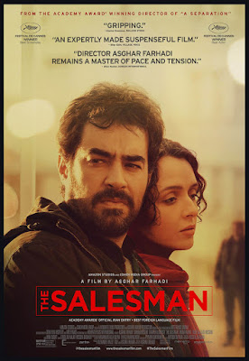 The Salesman (Forushande) Movie Poster 2
