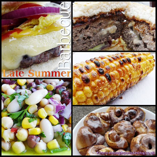 Late Summer Barbecue