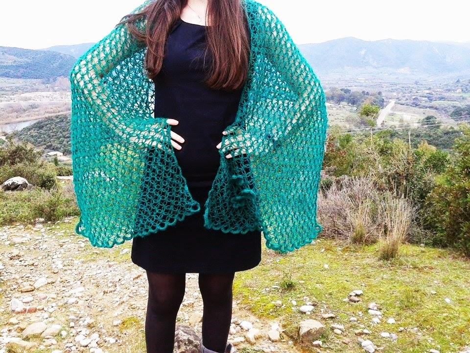 30f93e76a96 Υπέροχο πράσινο χρώμα, νήμα 25% Μοχέρ 65% Ακρυλικό KARTOPU WOOL, Τούρκικο  μεν αλλά έχει πολύ καλή σχέση ποιότητας-τιμής, αν το βρείτε αξίζει να το ...