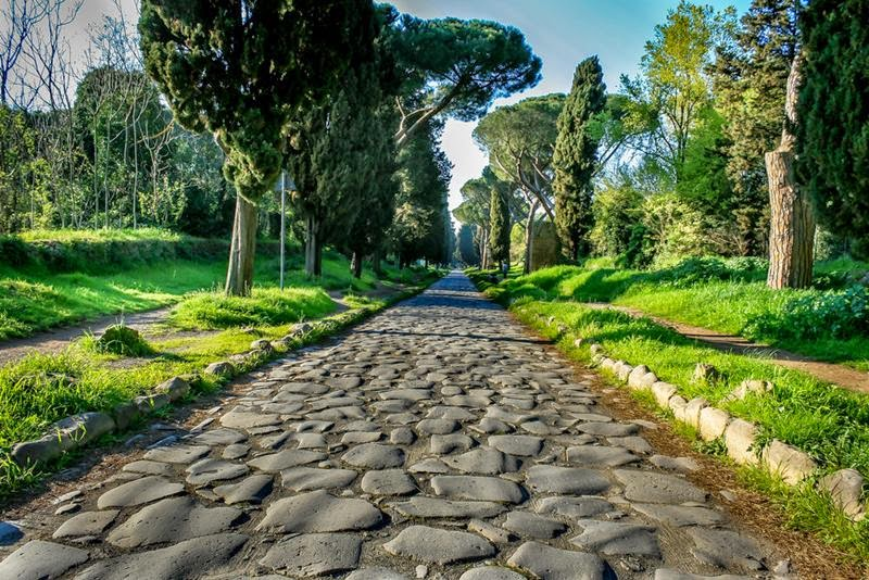 The Appian Way | Via Appia, Italy