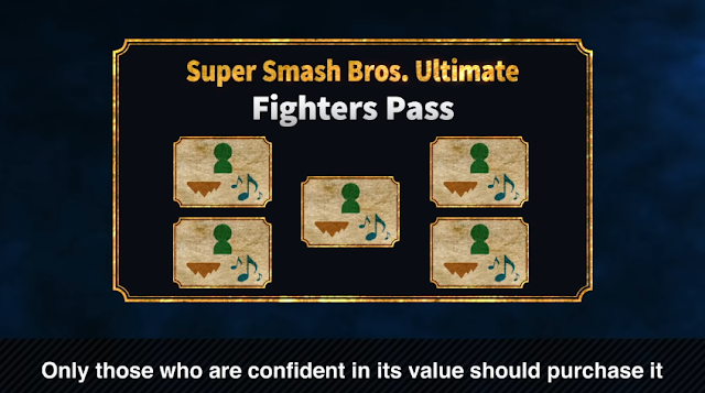 Super Smash Bros. Ultimate Fighters Pass those who are confident in its value should purchase it