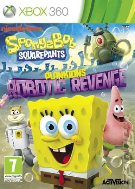 SpongeBob SquarePants Planktons Robotic Revenge [Region Free