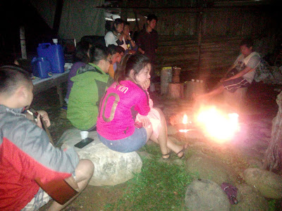 bonfire night in philippines sagada, little pinay explorer, ph travel