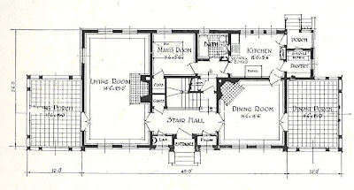 architect design: A gracious floorplan