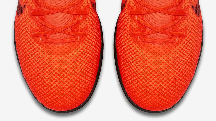 finest selection f82f7 a08c4 Low-Cut Nike MercurialX Vapor 12 Pro Indoor Boots Revealed ...