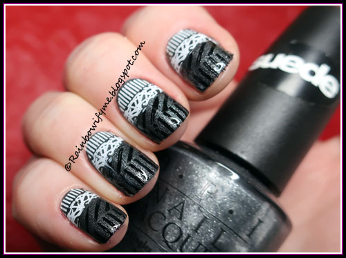 OPI ~ Suzi Skis In The Pyrenees Suede