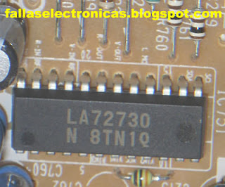 placa electronica tv lg slim