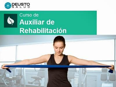 Curso de Auxiliar de Rehabilitación