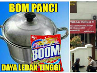 Bom Panci, Mantan Wartawati Senior Ungkap Kejanggalan, Mirip Sandiwara Bom