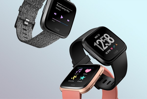 Fitbit Versa smartwatch launched with Heart rate tracking and Fitbit OS 2.0