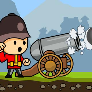 Jugar a Cannons And Soldiers